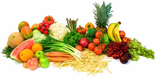 Manage High Blood Pressure With Fruits And Veggies