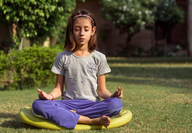 Yoga Poses Safe For Kids